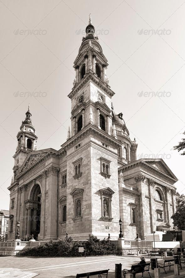PhotoDune St Stephen s Basilica Budapest Hungary 3653939