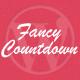 Fancy Countdown - Wordpress plugin - CodeCanyon Item for Sale