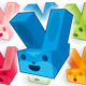 Bunny Box Mascot Head in Many Colors and Moods - GraphicRiver Item for Sale