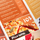 Modern Restaurant Menu - GraphicRiver Item for Sale