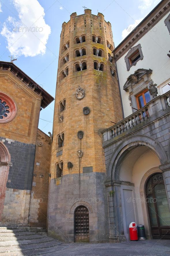 PhotoDune Church of St Andrea Orvieto Umbria Italy 3665485