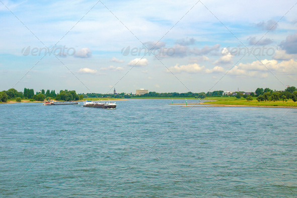 PhotoDune River Rhein 3665521