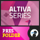 Altiva Series - Presentation Folder - GraphicRiver Item for Sale