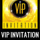 VIP Club Event Invitation - GraphicRiver Item for Sale