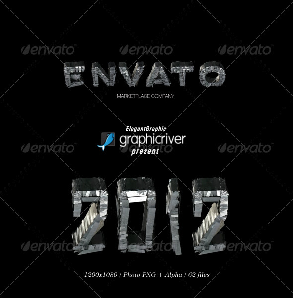 GraphicRiver Crash Alphabet 2013 3638758