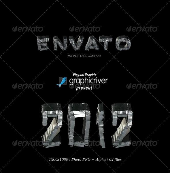 GraphicRiver Crash Alphabet 2013 3638758