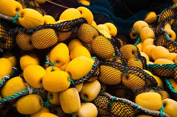 PhotoDune Fishing net details 3668963