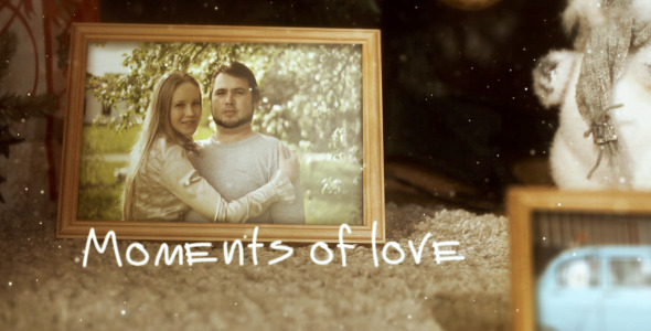 VideoHive Moments of Love Within Winter Holidays 3669279