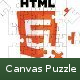 Canvas Puzzle - CodeCanyon Item for Sale