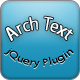 Jquery Text Arch - CodeCanyon Item for Sale
