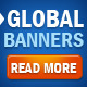 Global Business Banner - GraphicRiver Item for Sale