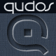 Qudos: Clean & Modern, Avant Garde Type  - GraphicRiver Item for Sale