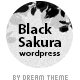 Black Sakura WP - ThemeForest Item for Sale