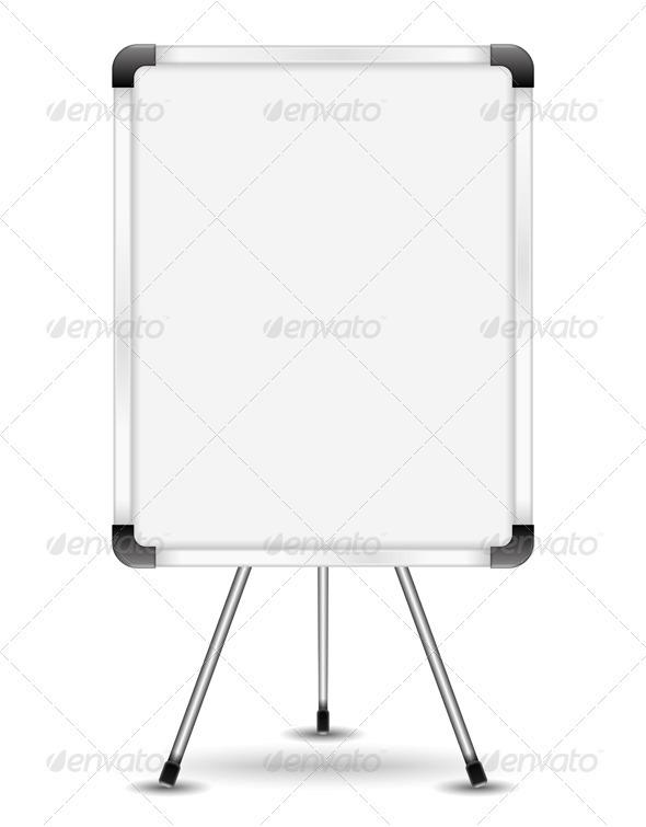 GraphicRiver Flip Chart 3673579