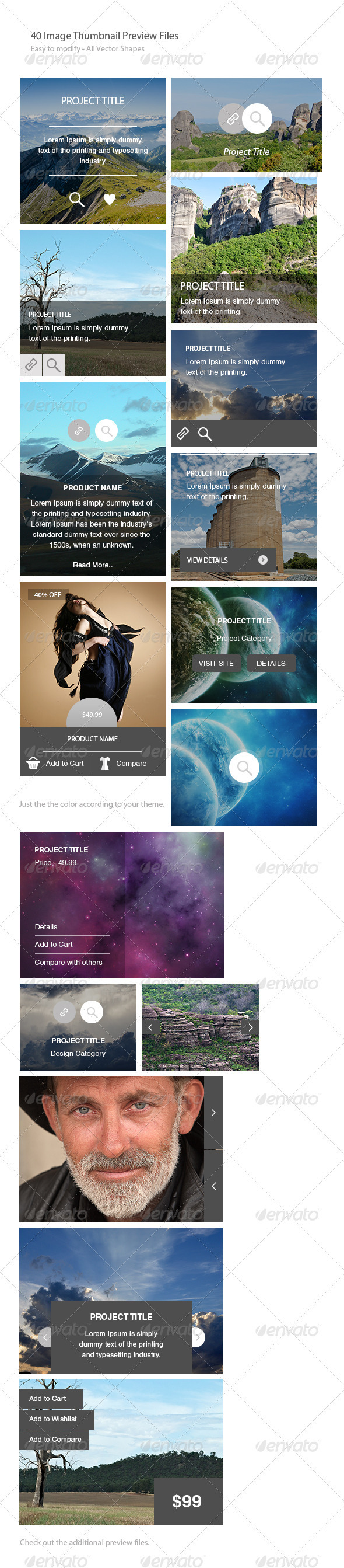 GraphicRiver Make Web Image Thumbnails Quickly 3674603
