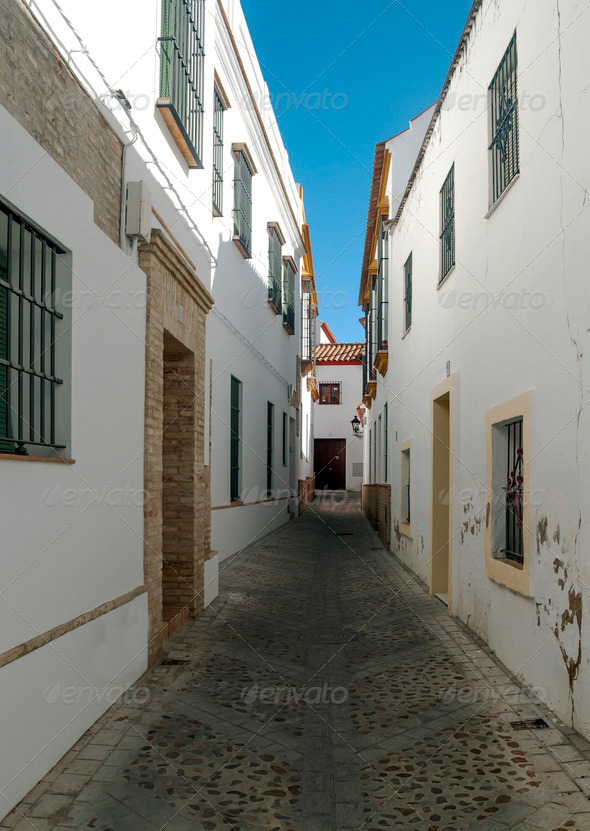 PhotoDune Street scene 3675589