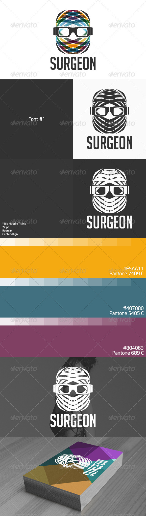GraphicRiver Doctor Logo 3622573