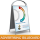 Advertising Billboard Mockup - GraphicRiver Item for Sale
