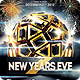 2013 New Years Eve Party Flyer Vol.3 - GraphicRiver Item for Sale