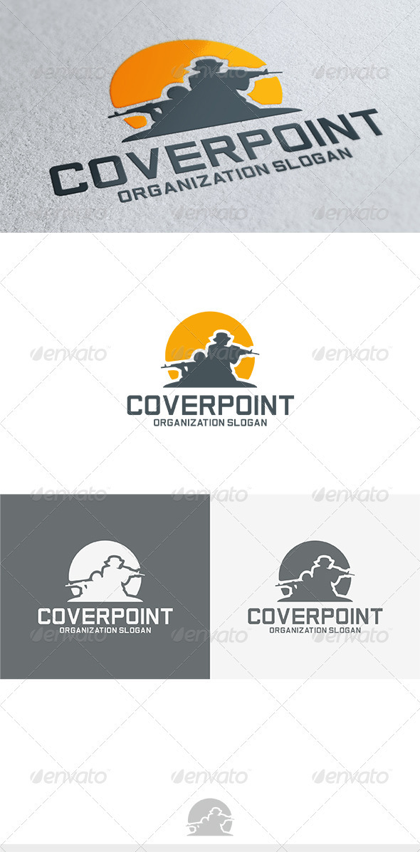 GraphicRiver Cover-Point Logo 3023448