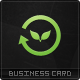 ECO Business Card - GraphicRiver Item for Sale