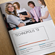 TECHNOPOLIS - Modern Business Brochure - GraphicRiver Item for Sale