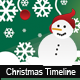 FB Christmas Timeline Cover - GraphicRiver Item for Sale