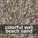 Colorful Wet Beach Sand Tileable Texture - 3DOcean Item for Sale