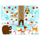 Christmas in the Woods - GraphicRiver Item for Sale