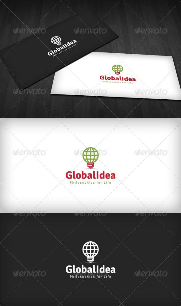 GraphicRiver Global Idea Logo 3690025