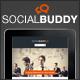 Social Buddy - WordPress & BuddyPress Theme