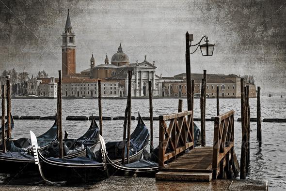 PhotoDune Grand Canal Scene Venice Italy 3692232