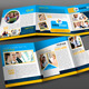 NeoMan Tri-fold Corporate Business Brochure V-02  - GraphicRiver Item for Sale