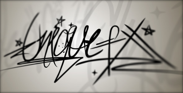 After Effects Project - VideoHive Tagtool Animated Graffiti 148243