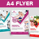 Multipurpose Business Flyer 4 - GraphicRiver Item for Sale