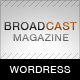 Broadcast - News/Magazine Wordpress Theme - ThemeForest Item for Sale