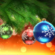Christmas Tree and Decorations Loop - VideoHive Item for Sale