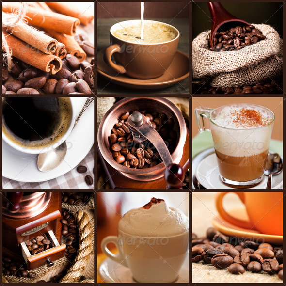 Coffee concept - Stock Photo - Images