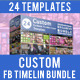 Custom FB Timeline Cover Bundle - GraphicRiver Item for Sale