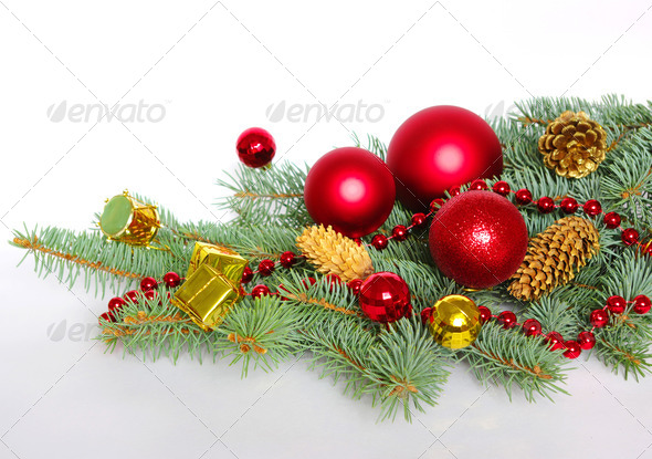PhotoDune Christmas decoration 3706947