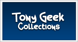 Tony Geek - Mascot Collections