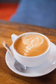 Cup of coffee in a restaurant, bar or caf - PhotoDune Item for Sale