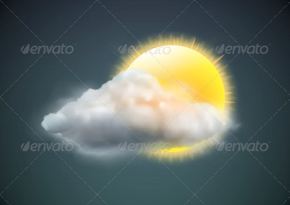 Weather Icon - Seasons/Holidays Conceptual