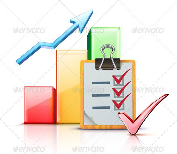 GraphicRiver Bbusiness Success Concept 3708817