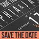 Save The Date for Wedding - GraphicRiver Item for Sale
