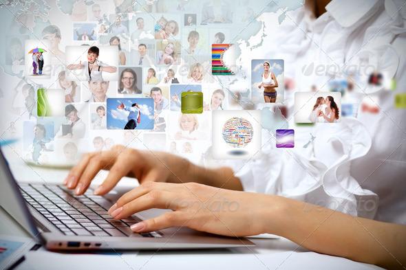 PhotoDune Business technologies today 3710321