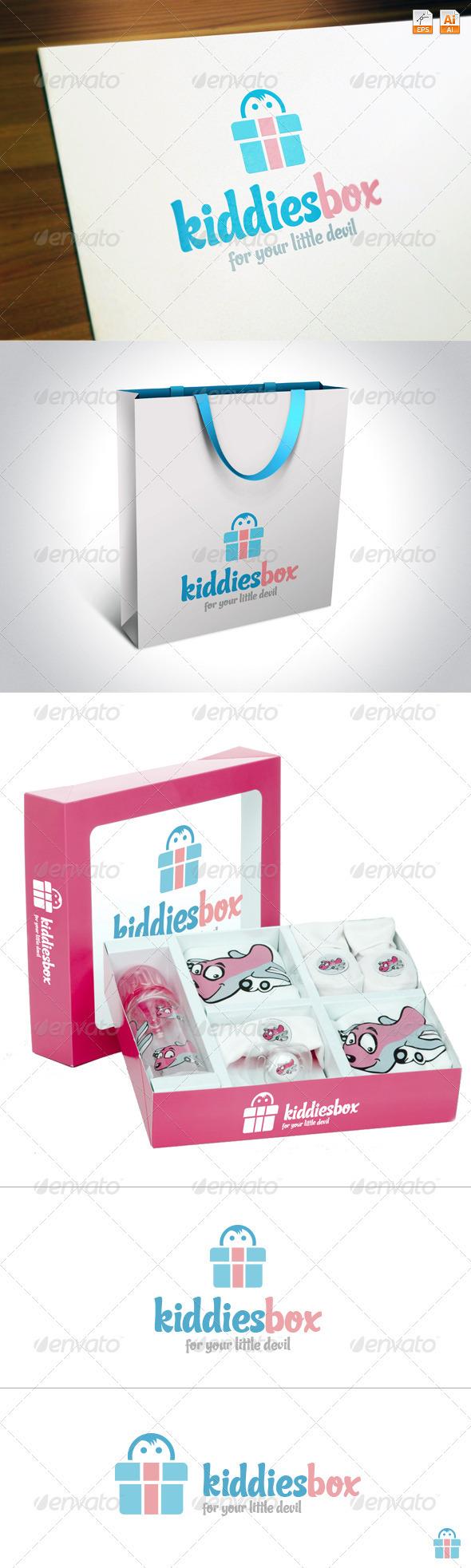 GraphicRiver KiddiesBox 3654578