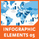 Infographic Elements Template Pack 05 - GraphicRiver Item for Sale