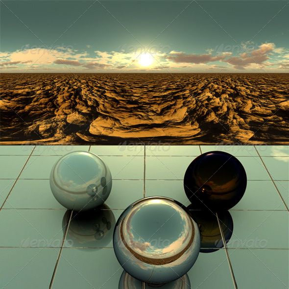 3DOcean Desert 16 3713915