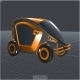 Electric car toy  - 3DOcean Item for Sale